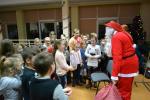 Mikołaj przybył do GOK-u