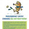 Zdrowiej bez antybiotyków!