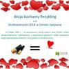 EkoWalentynki 2018 – czyli kochamy recykling