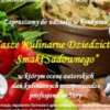 Już w niedzielę Finał Konkursu Kulinarnego!