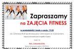 Zajęcia fitness!