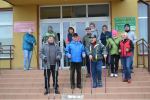 Karnawałowy Nordic Walking trasą spacerową nr 4