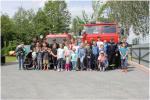 Dzień Dziecka w OSP w Wilczogębach