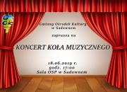 Zapraszamy na koncert!
