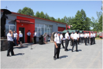 Obchody 100-lecia OSP w Wilczogębach