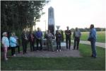 75. rocznica spalenia Wilczogąb i zakończenia niemieckiej okupacji