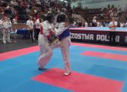 Vice Mistrzyni Polski w Karate Kyokushin