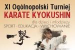 Zapraszamy na Turniej Karate!