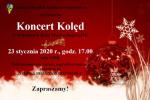 Zapraszamy na Koncert Kolęd!