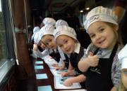 Warsztaty czekoladowe w Przedszkolu
