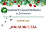 Biblioteka ogłasza konkurs świąteczny!