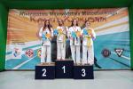 Medalowa reprezentacja Brokowskiego Klubu Karate Kyokushinkai