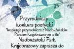 Przyrodniczy konkurs poetycki