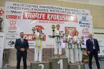 Srebro na Mistrzostwach Karate Kyokushin