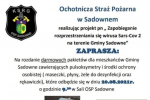 OSP w Sadownem zaprasza!