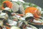 Łódeczki warzywne