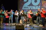 Orkiestra zagrała w Węgrowie