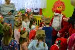 Mikołaj był w przedszkolu…