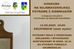 Zapraszamy do Krupińskiego!