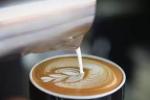 Sztuka latte art w sadowieńskim Technikum