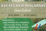 XXI Plener Malarski w Sadownem
